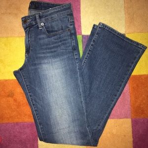 Lucky Brand Sweet Boot Cut Jeans